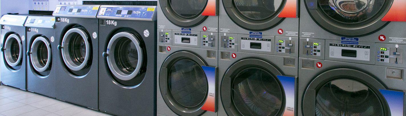 Aprire lavanderie a gettoni self service automatiche